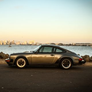 Shooting A 911 At Dusk Is A Lovely Way To Spend A San Diego Sunset
