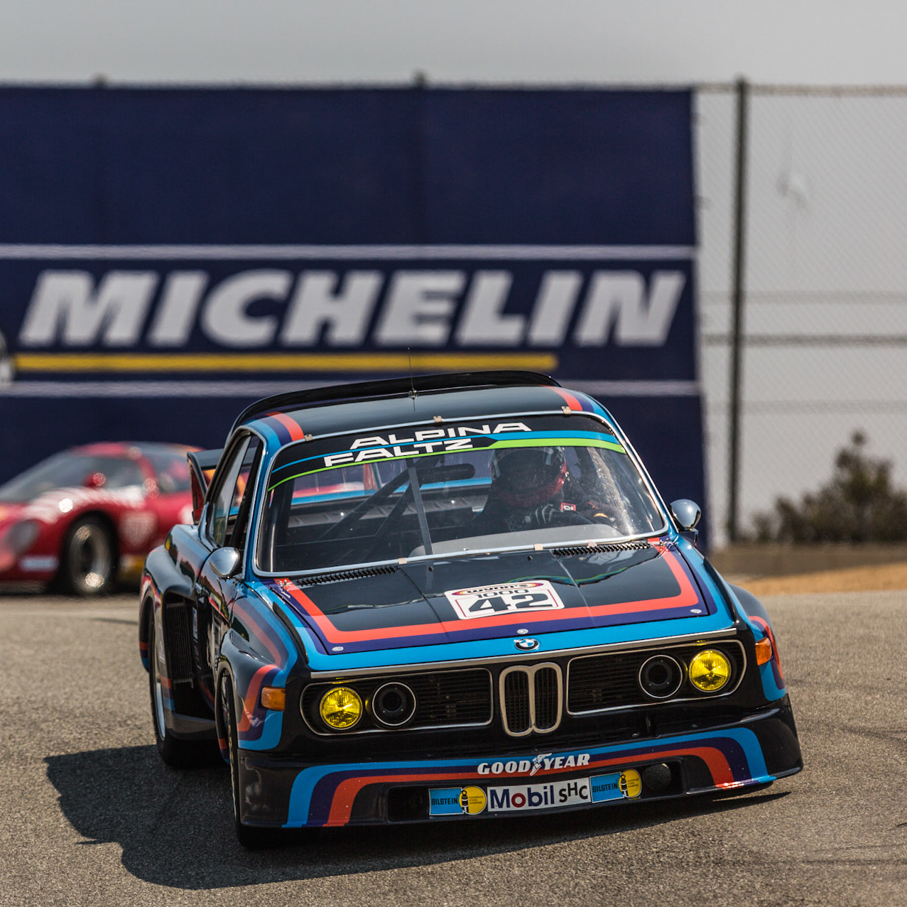 These 48 Pictures Capture Vintage Speed At The Rolex Monterey Motorsports Reunion