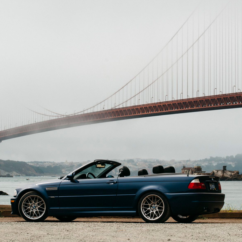The BMW E46 M3 Might Just Be The Perfect Companion For A Coastal Tour
