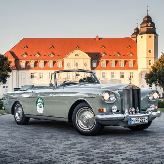 I Just Drove This Rolls-Royce Silver Cloud III From Hamburg To Berlin