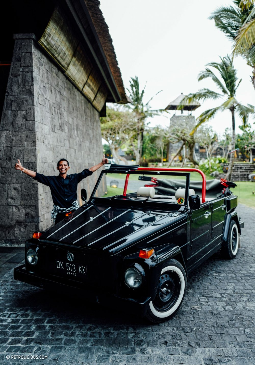 Chasing Endangered Automotive Species In Bali Indonesia Petrolicious