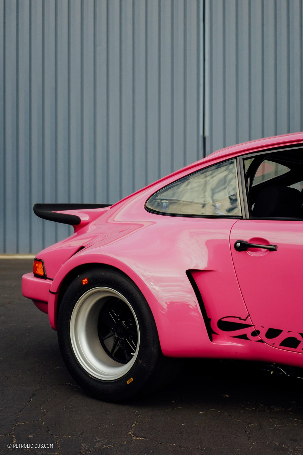 This Pink 911RSR Is A Fully Custom Street Legal Factory Race Car ...
