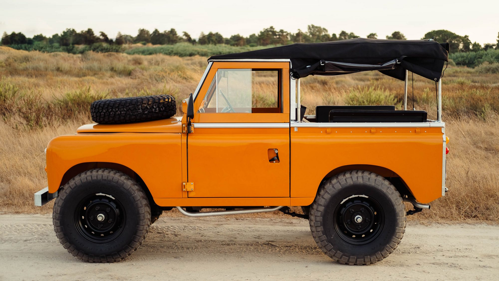 1971 Land Rover Series...