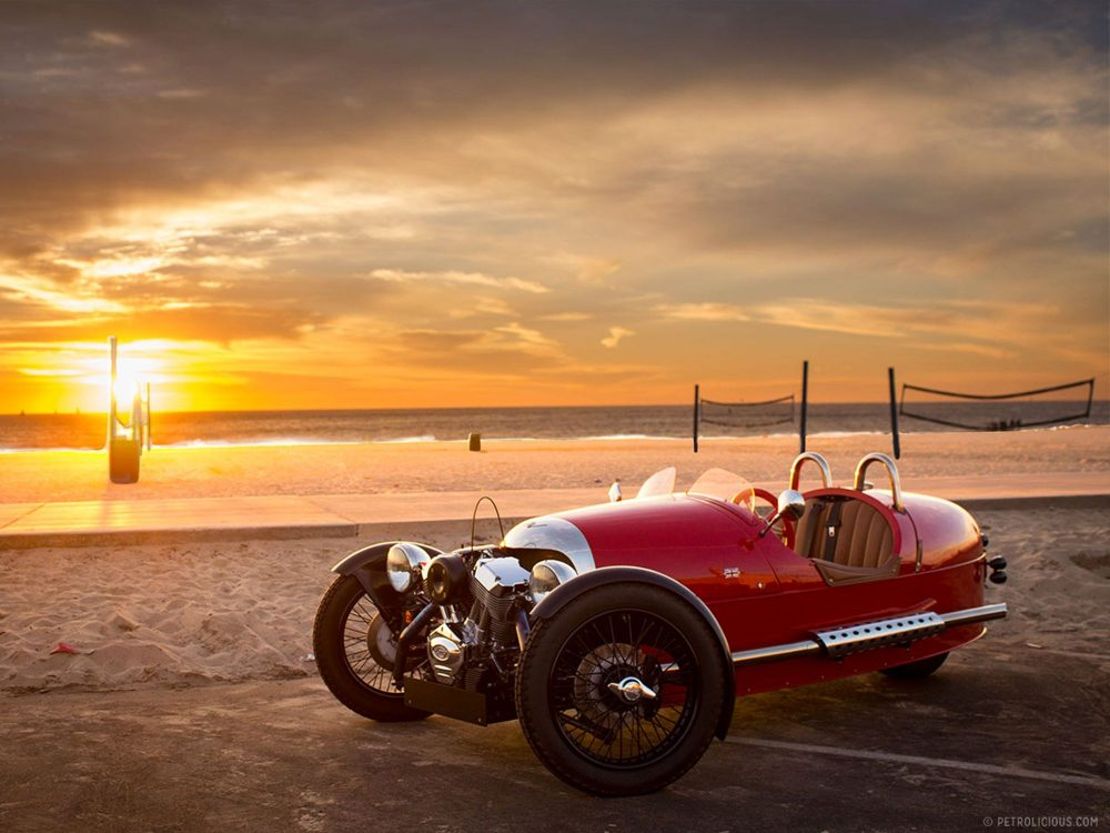 Why I Fell In Love With The Morgan 3-Wheeler • Petrolicious