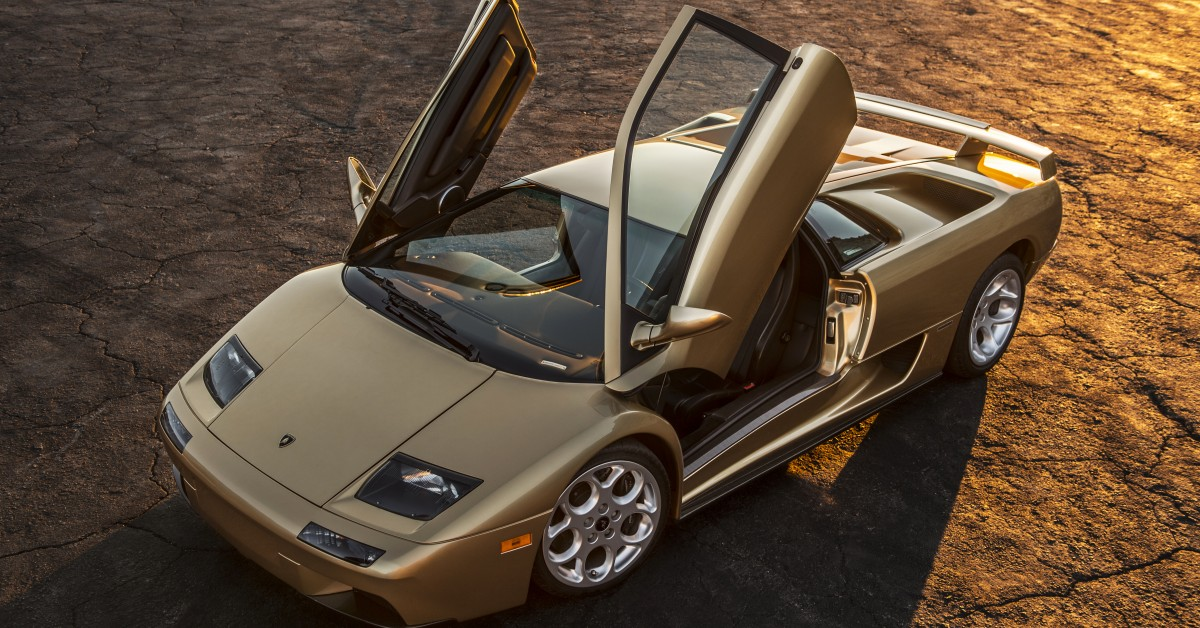 The Lamborghini Diablo Represents The End Of An Era Petrolicious
