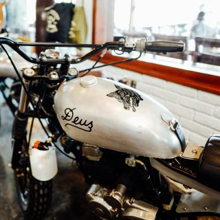 Visiting Deus Ex Machina's Balinese Outpost
