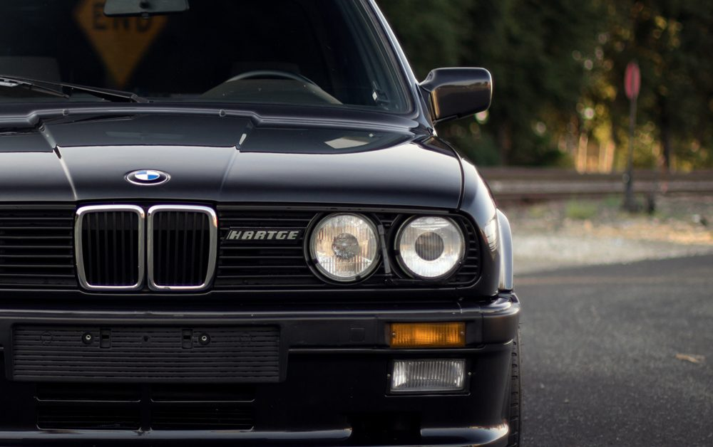 How Often Do You Come Across A Hartge Tuned Bmw E30