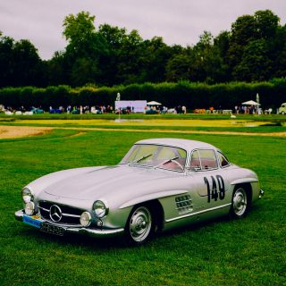 The Chantilly Arts & Elegance Concours Is Straight Out Of A Bond Film