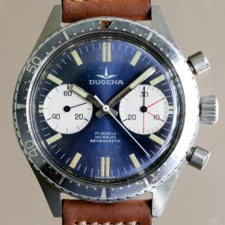 2 Vintage Driving Watches You Can Buy Right Now