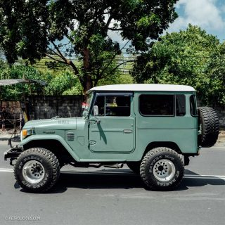 Chasing Endangered Automotive Species In Bali, Indonesia