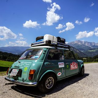 The Mongol Rally In A Mini Is Actually Not As Easy As It Looks