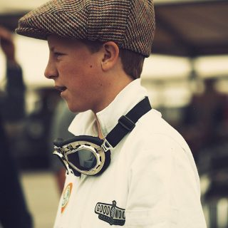 Vintage Outfits Are What Make The Goodwood Revival So Authentically Enjoyable