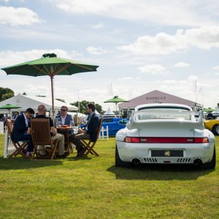 These Are The Things That Bring People To A Concours Like Salon Privé