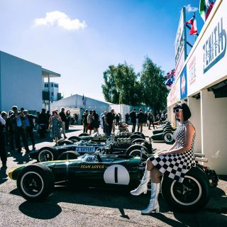 A Stroll Through The Goodwood Revival Paddock Is Really A Ticket To Wonderland