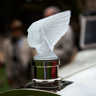 Who Made The Most Beautiful Hood Ornaments?