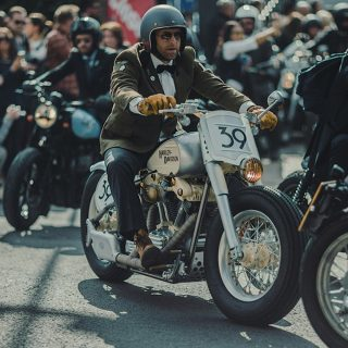 Here's why you should get excited for the 2016 Distinguished Gentleman's Ride