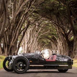 Why I Fell In Love With The Morgan 3-Wheeler