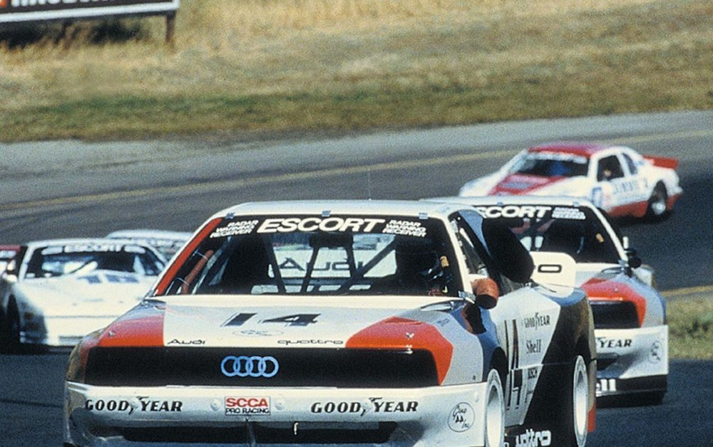 1988 Trans-Am Cars Battling At Lime Rock Park Is Worth A Watch ...