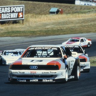 1988 Trans-Am Cars Battling At Lime Rock Park Is Worth A Watch