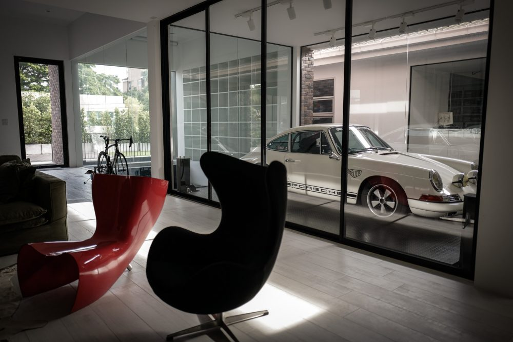 This Dream House In Bangkok Is Built Around The Garage Petrolicious