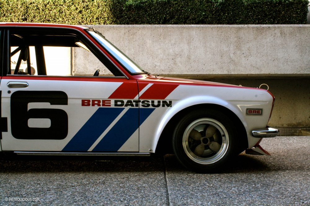 One On One With The Bre Datsun And The Man That Drove It To