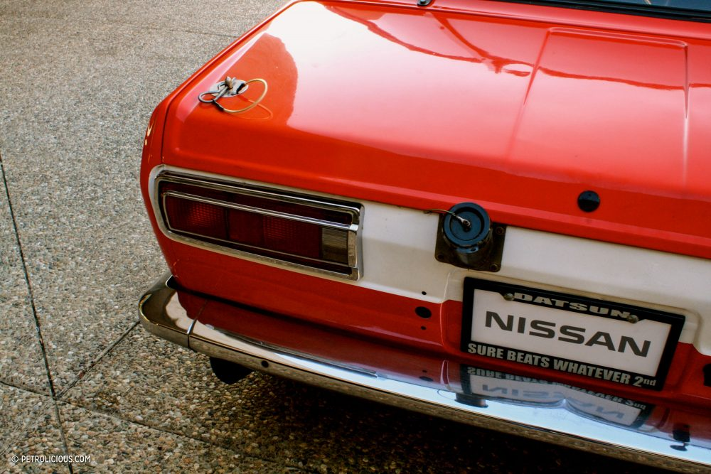 One-On-One With The BRE Datsun 510 And The Man That Drove It