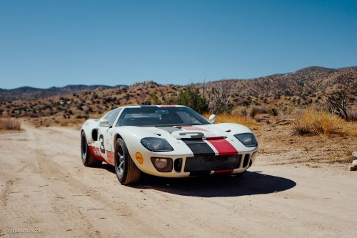 This Gt Replica Was Built To Tear The California Desert A New One
