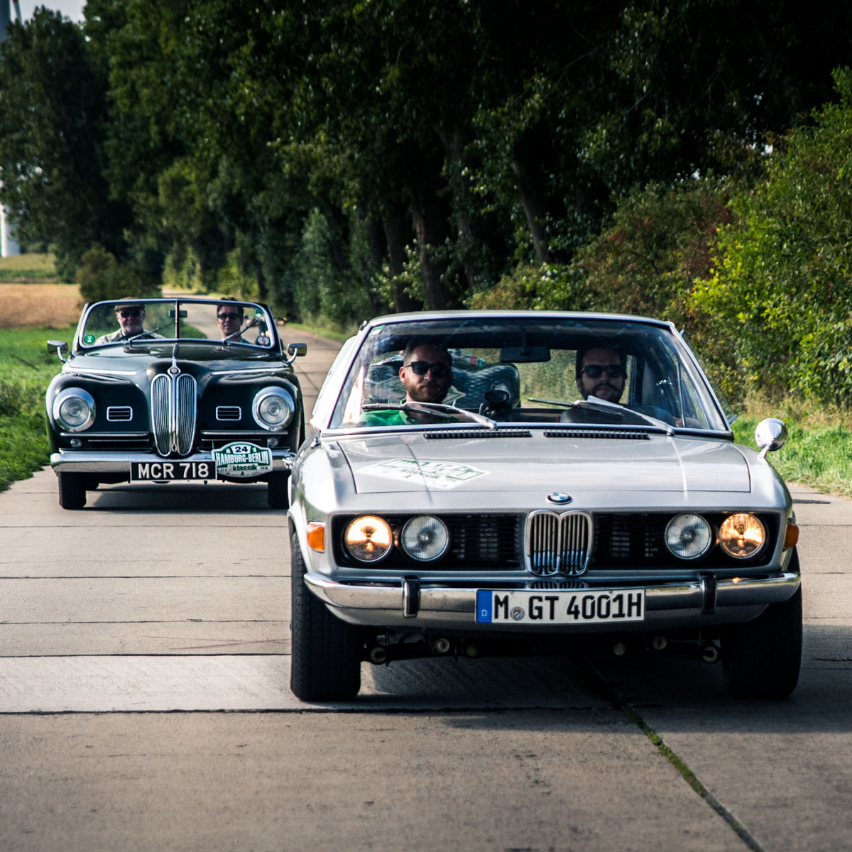 Here's Why Frua May Have Designed The Prettiest BMW 2002