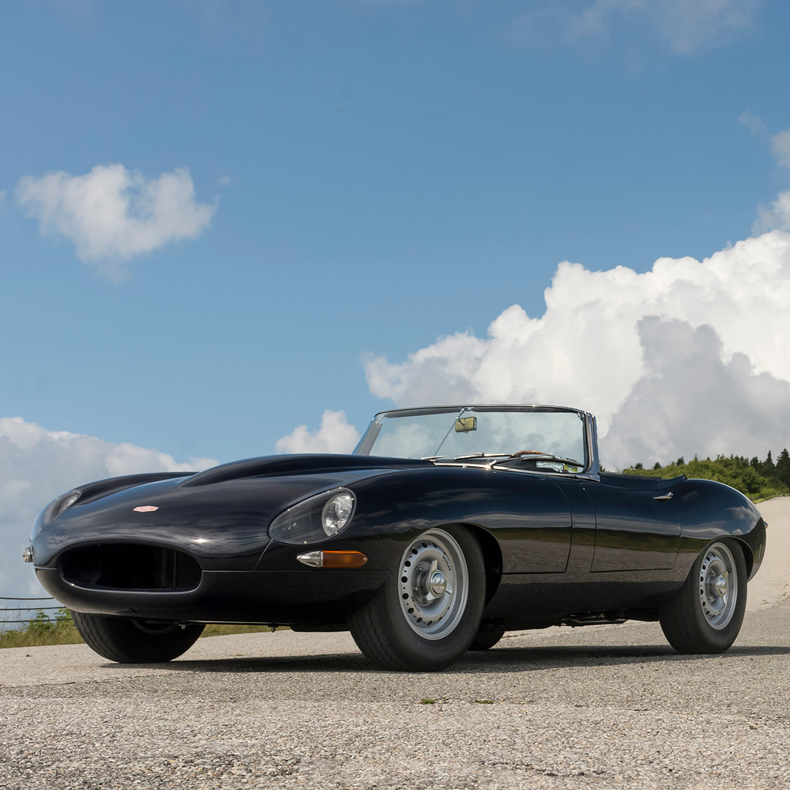 This E-Type Became One Man's Perfect Road-And-Racing Machine