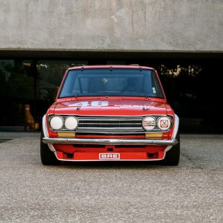 One-On-One With The BRE Datsun 510 And The Man That Drove It To Trans Am Victory