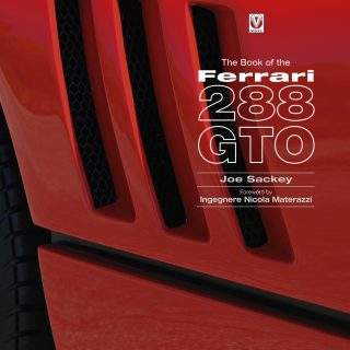 Books On The Ferrari 288 GTO And Racing Liveries Are The Latest Outstanding Additions To The Shop