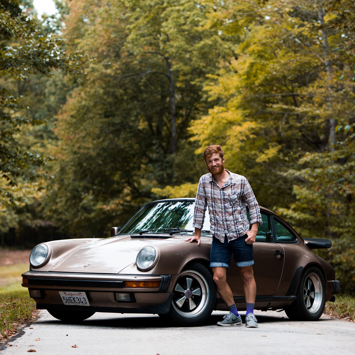Here's Why You Buy A Porsche 911 Sight Unseen And Leave On An Epic Road Trip