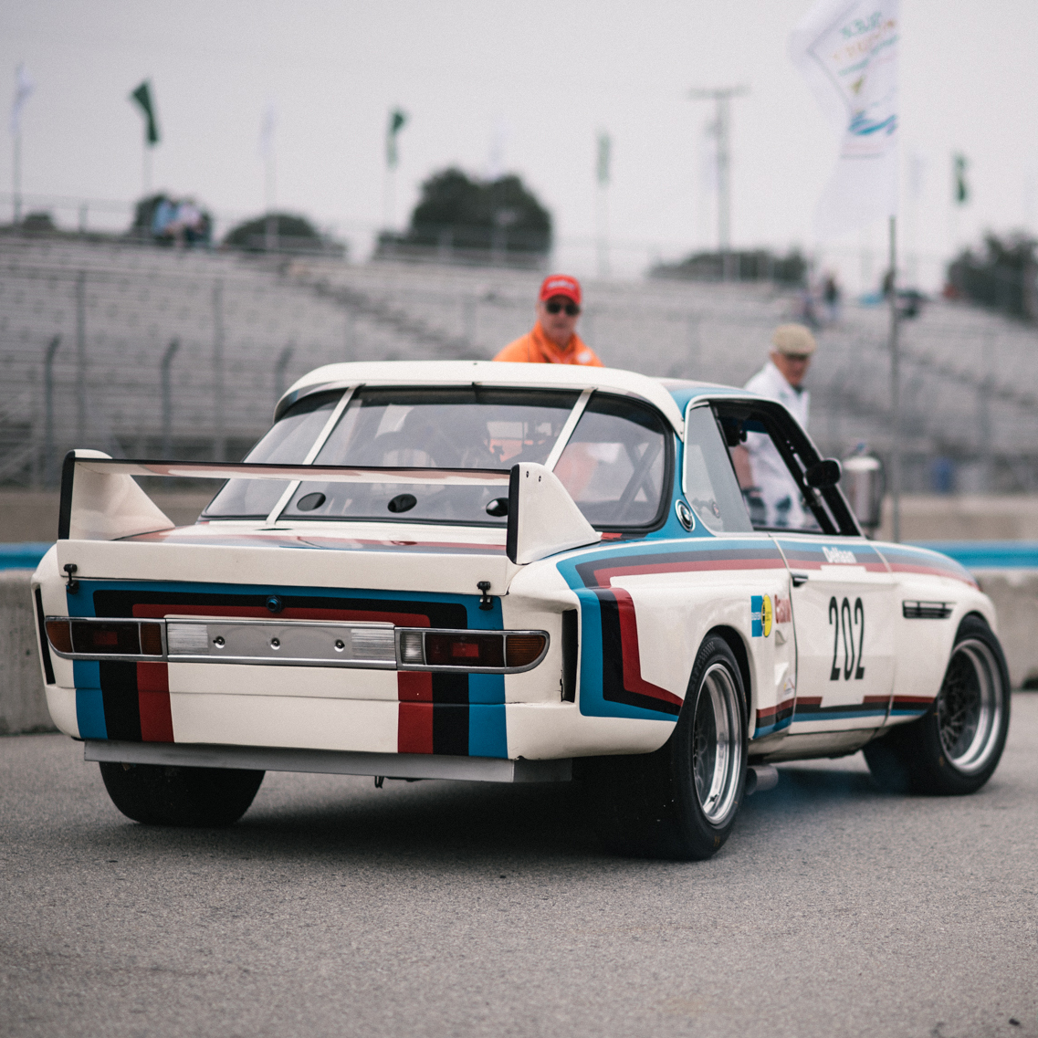 Just Because: BMW's 100th At Laguna Seca From Every Angle