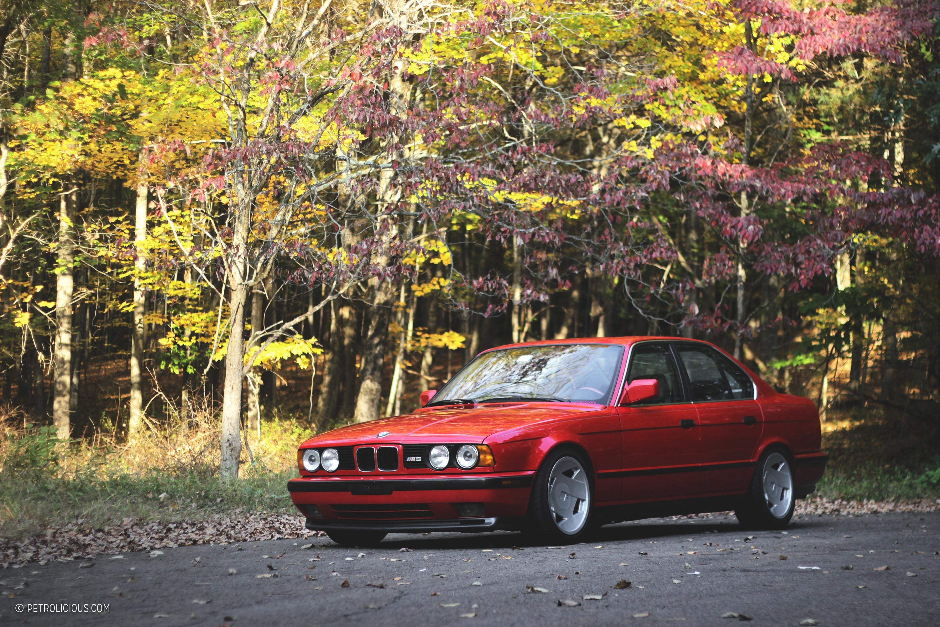 What's It Like To Drive A Period Correct But Modified BMW M5