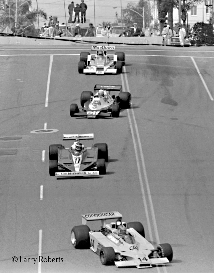 I Was There In 1978 When Formula 1 Thundered Around Long Beach ...