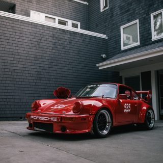 There's A Single Reason Why This Track-Focused 911 SC Wears '535'