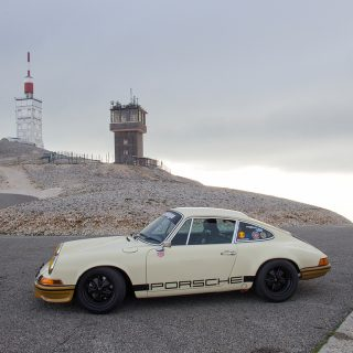 Is This The Ultimate Trip To Take In A Hot Rodded Porsche 911?