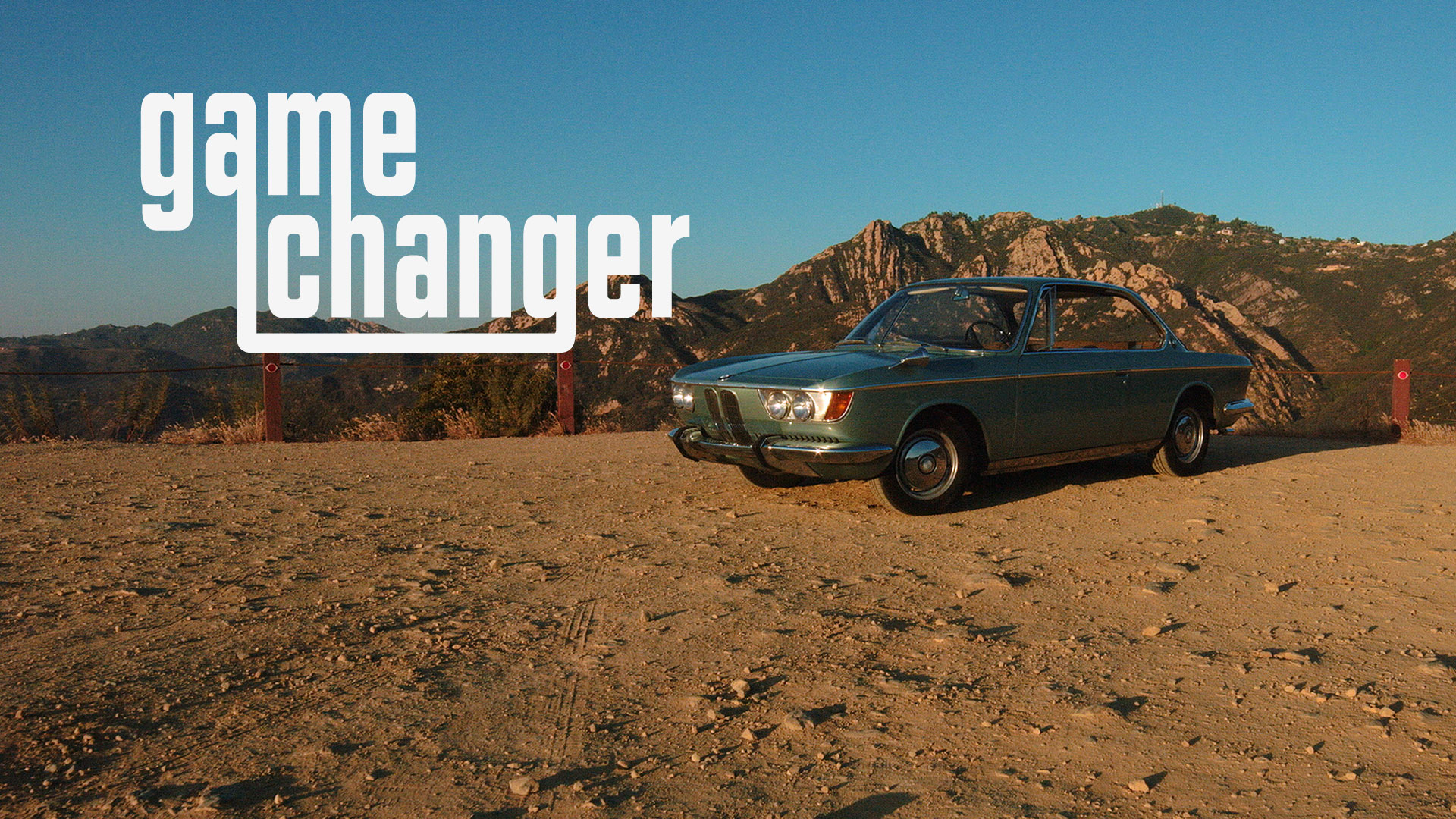 This BMW 2000 CA Was A Game Changer