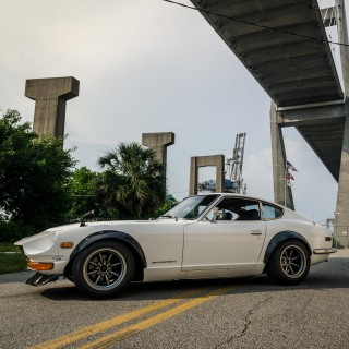 Here's How This 240Z May One Day Reach 200 MPH