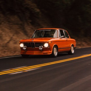 This BMW 2002 Tii Stroker Is Prowling The Streets Of Los Angeles