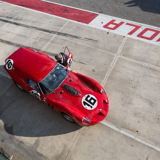 The Imola Classic Was The Most Fitting Place To Enjoy A Vintage Red