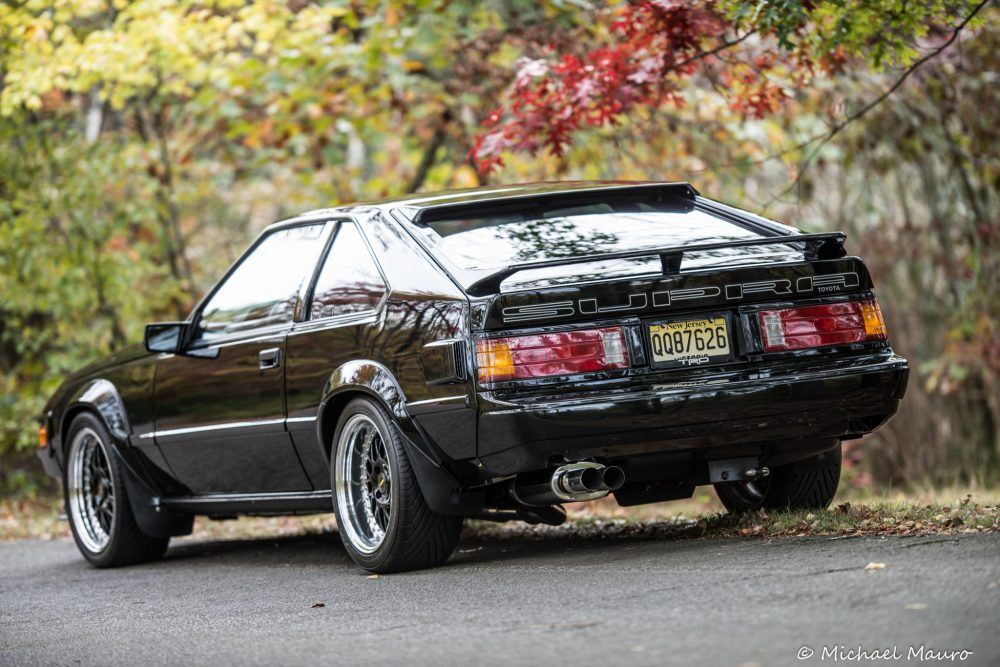 This 1985 Toyota Supra Started As A Father Son Project, But It ...