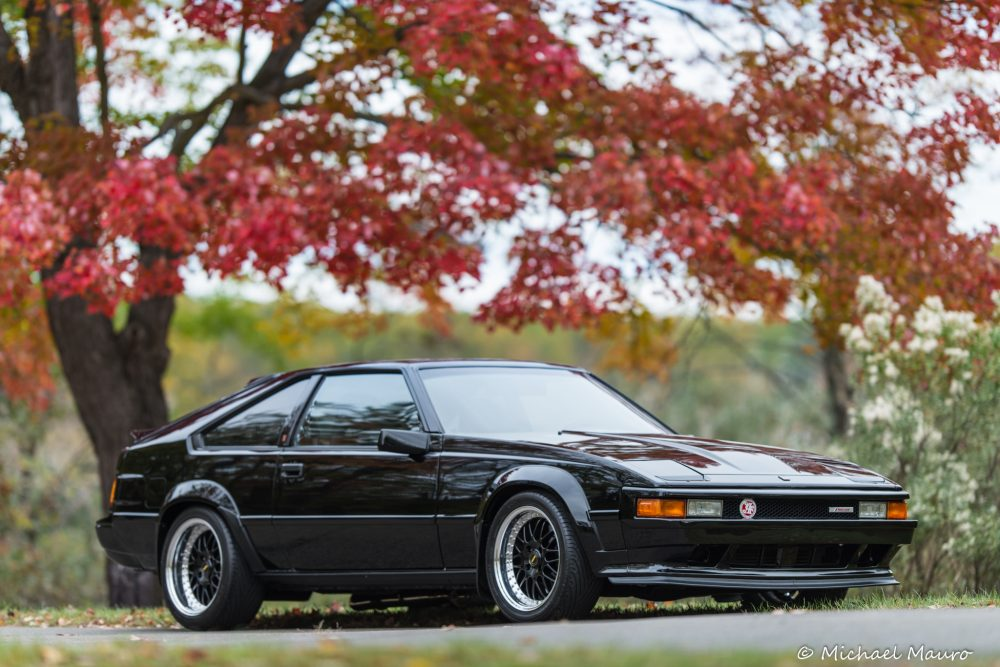 This 1985 Toyota Supra Started As A Father Son Project But It