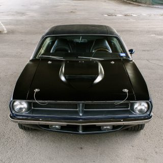 This 1970 Plymouth 'Cuda Is One Marine's Dream Come True