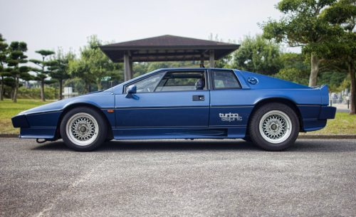 1981 Lotus Esprit Turbo Get One While You Can Still
