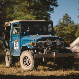 This FJ40 Is An Heirloom That Launched A Family Business