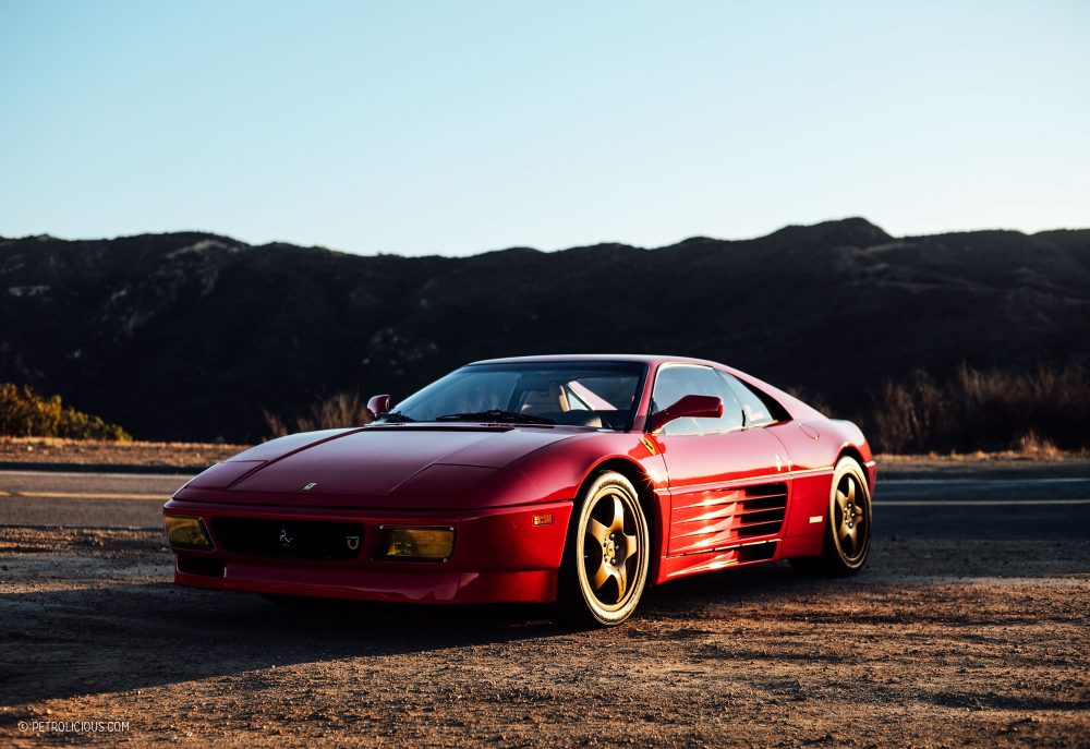 Why Have We Been Ignoring The Ferrari 348 Challenge Petrolicious