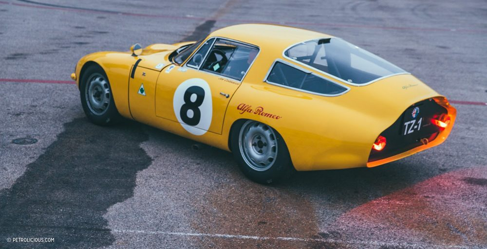 This Alfa Romeo Tz1 Is A Living Legacy For One Classic Racing Family