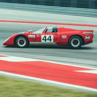 Just Because: A Chevron B16 Roaring Around COTA Is A Beautiful Thing