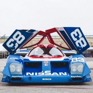 What It's Like To Race A Nissan GTP ZX-Turbo At Age 23